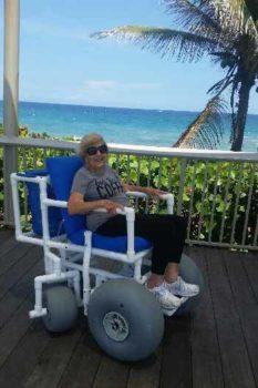 losing my grandmother